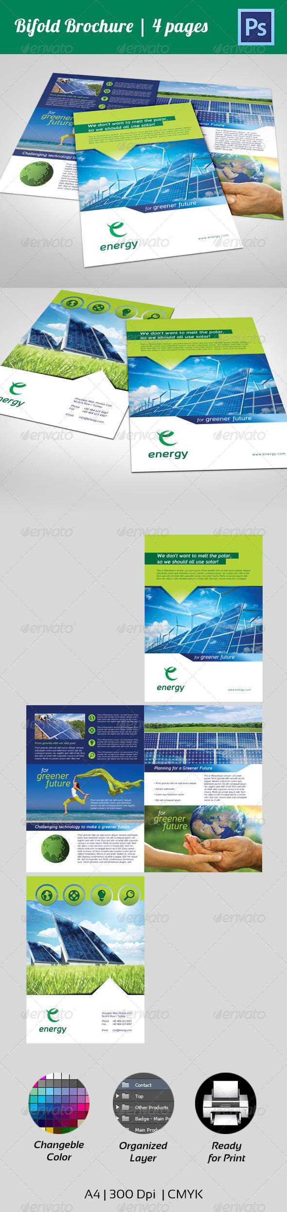 GraphicRiver Multipurpose Corporate Brochure Vol-I 4244252