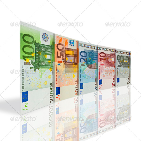 PhotoDune euro 468402