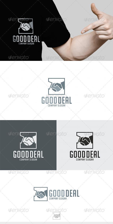 GraphicRiver Good Deal Logo 4288127