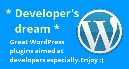 Developer's Dream WP Plugins