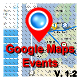 Google Maps Events