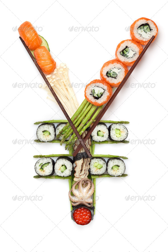 Healthy food for healthy business. - Stock Photo - Images