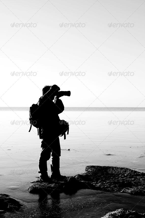 PhotoDune Photographer silhouette 479896