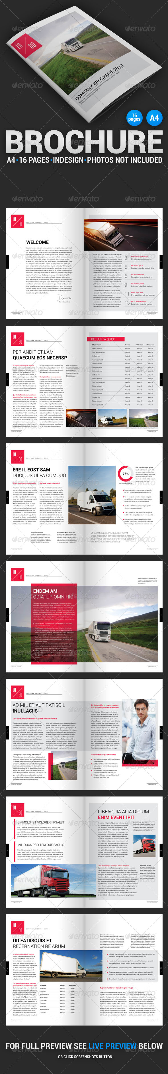 GraphicRiver Business Brochure 1 4369969