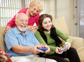 Family Time with Grandparents - PhotoDune Item for Sale