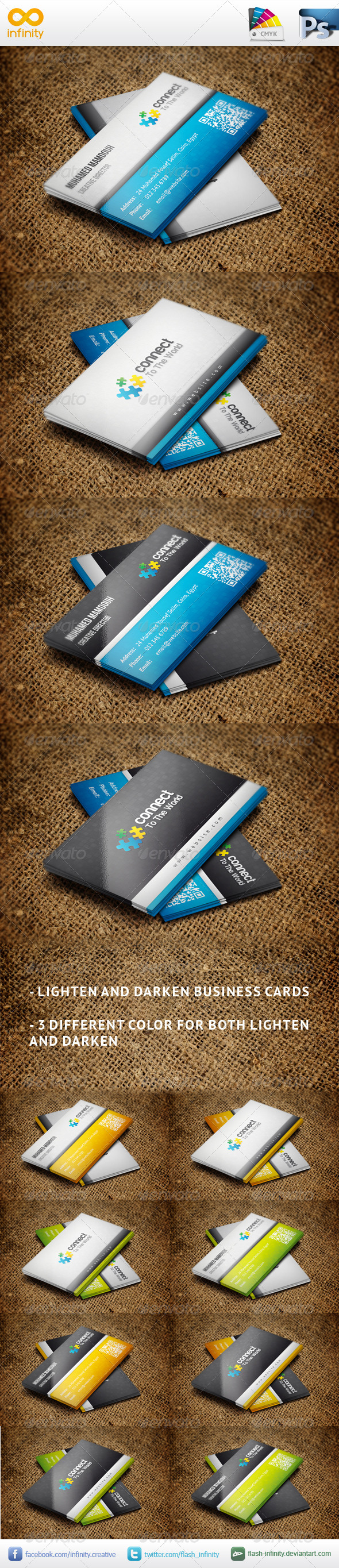 GraphicRiver Classic Business Card V2 4252092