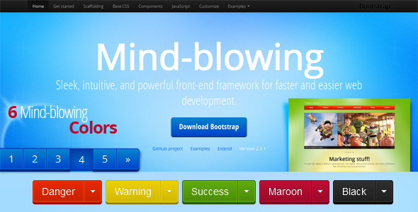 CodeCanyon Mind-blowing 4357205
