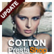 Cotton Shop – Elegant Prestashop 1.5 Theme 