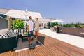 Attractive couple on balcony - PhotoDune Item for Sale