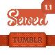 Sewed – Personal Blog  Free Download