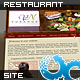 Restaurant Website 01 - ThemeForest Item for Sale
