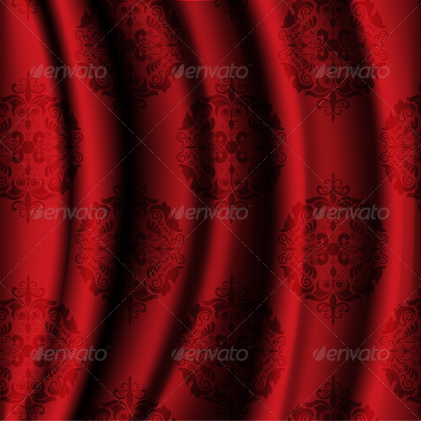 GraphicRiver Luxury Fabric Background 4372981