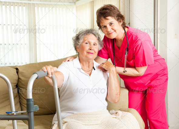 PhotoDune Nursing Home Care 469353