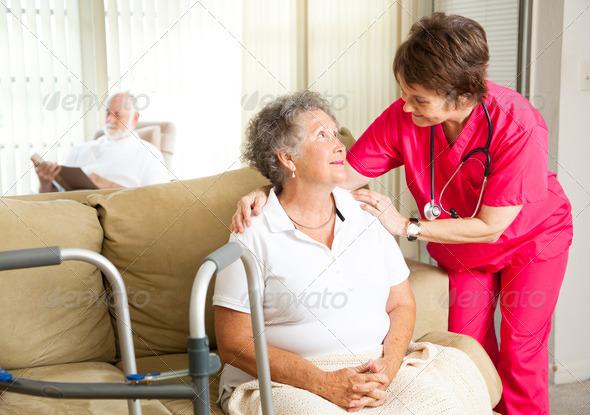 PhotoDune Nursing Home Care 469354