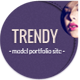 Trendy – Responsive WordPress Theme - ThemeForest Item for Sale