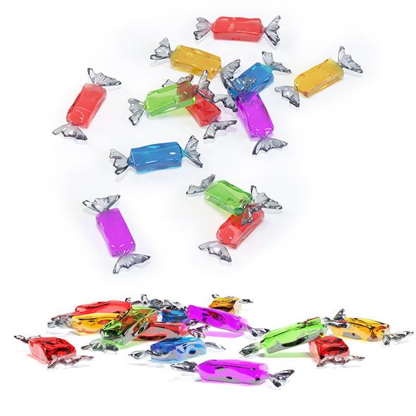 3DOcean Glass candies 3545294