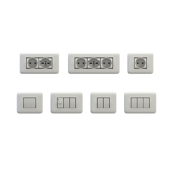 3DOcean Sockets and switches 3545301