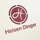 Heisen Dinger Logo Template - GraphicRiver Item for Sale