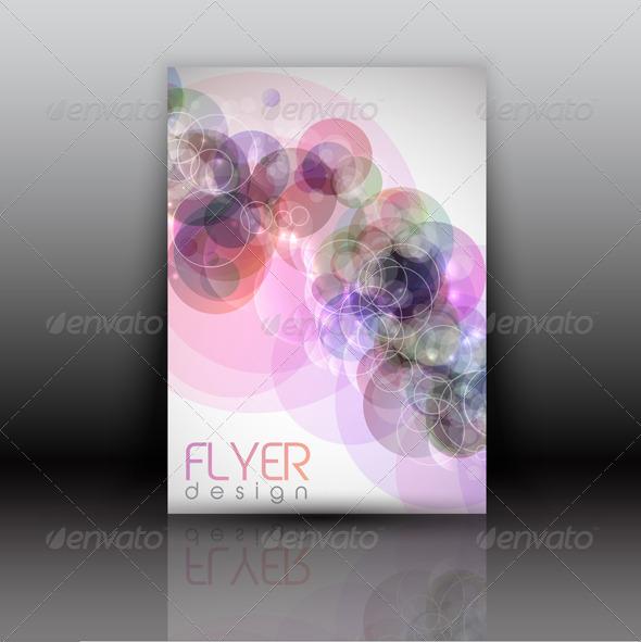 GraphicRiver Flyer Design 4373612