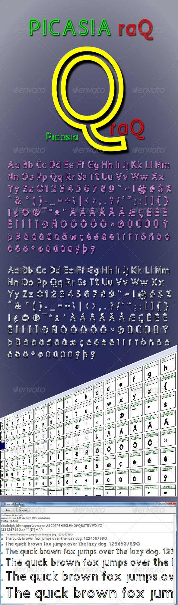GraphicRiver Picasia Raq 4373919