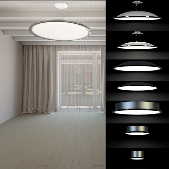 Vibia big - 3DOcean Item for Sale