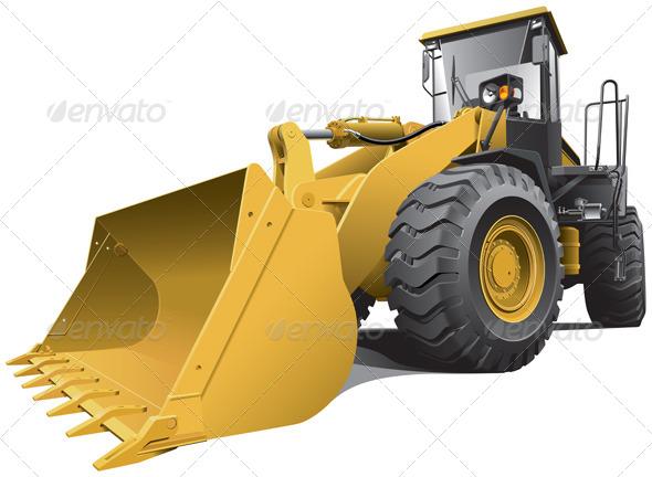 GraphicRiver Large Loader 4374357
