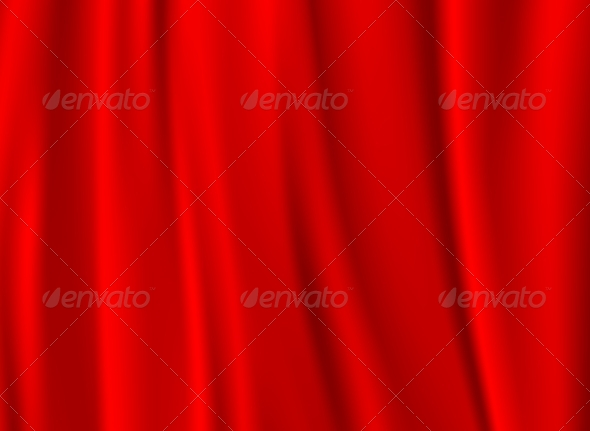 GraphicRiver Red silk backgrounds 4375399