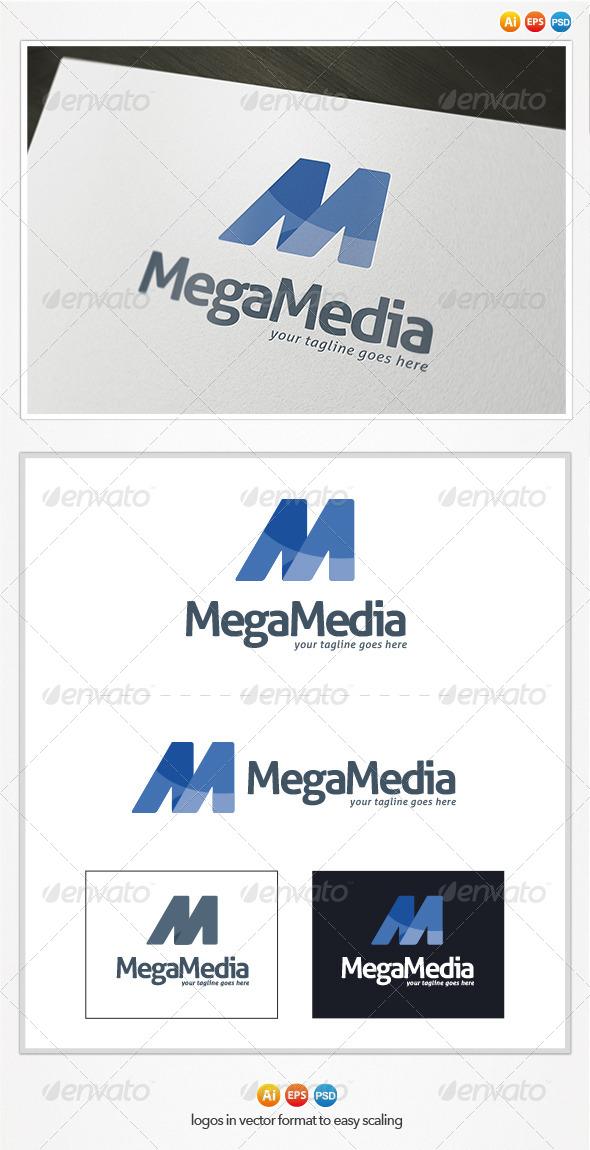 GraphicRiver Mega Media Logo 4376398
