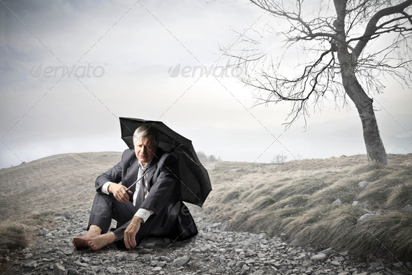 depression - Stock Photo - Images