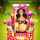 Summer Break Bikini Party Flyer - GraphicRiver Item for Sale