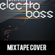 Elector Bass - Electronic Mixtape CD Cover - GraphicRiver Item for Sale
