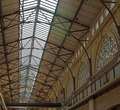 View of the Interior of the Ferry Building in San Francisco CA USA - PhotoDune Item for Sale