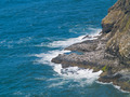 Rugged Rocky Coastline on the Oregon Coast Overlook from Cape Meares Lighthouse - PhotoDune Item for Sale