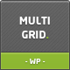 MultiGrid - Creative Portfolio, Multimedia Theme - ThemeForest Item for Sale