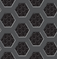 Seamless texture - two-layer lattice with six-coal apertures - PhotoDune Item for Sale