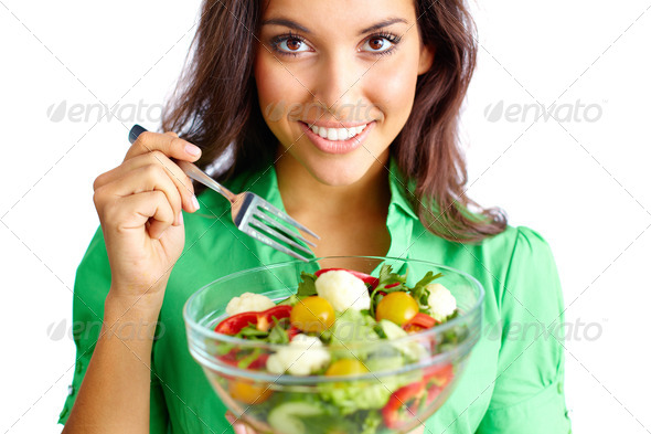 Healthy eating - Stock Photo - Images