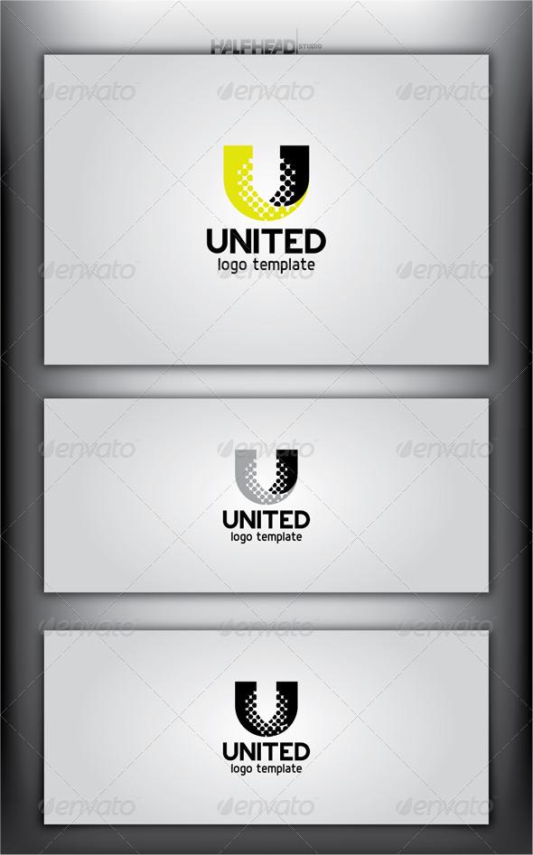 GraphicRiver UNITED Logo Template 4381133