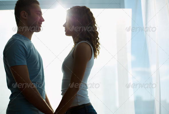 Touch of the sun - Stock Photo - Images