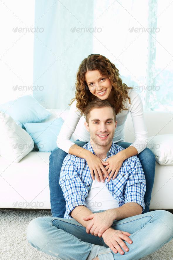 Friendly smiles - Stock Photo - Images