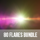 60 Lens Flares Bundle - GraphicRiver Item for Sale