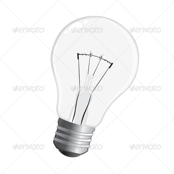 GraphicRiver Light Bulb 4382275