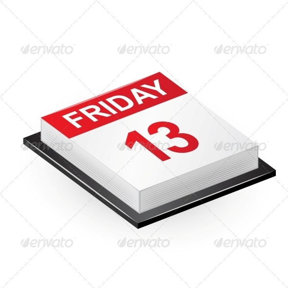 Friday 13 Calendar