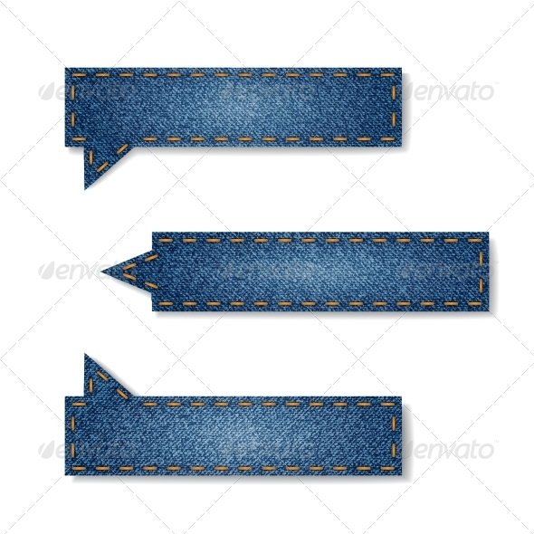 GraphicRiver Jeans Tags 4382454