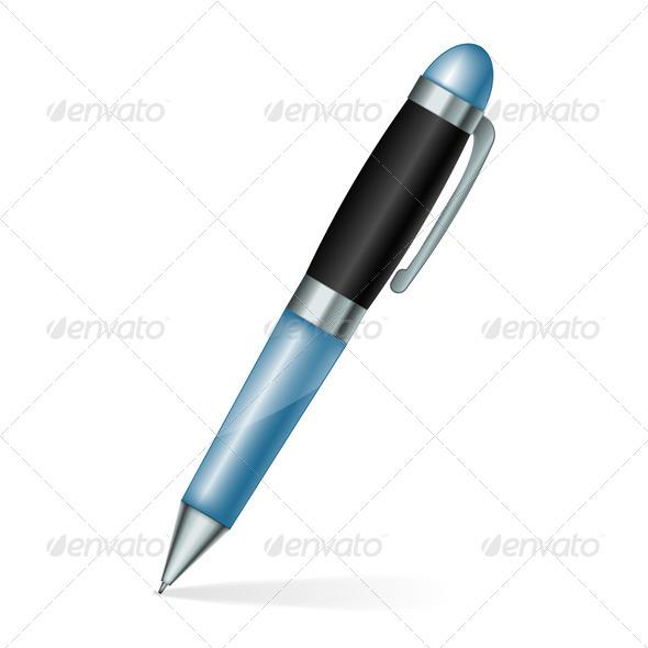 GraphicRiver Pen 4382652