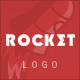 Rocket logo - GraphicRiver Item for Sale