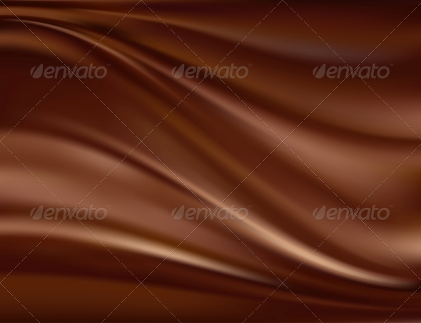 GraphicRiver Abstract chocolate background 4384024