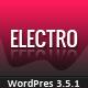 Electro - Responsive WordPress Theme