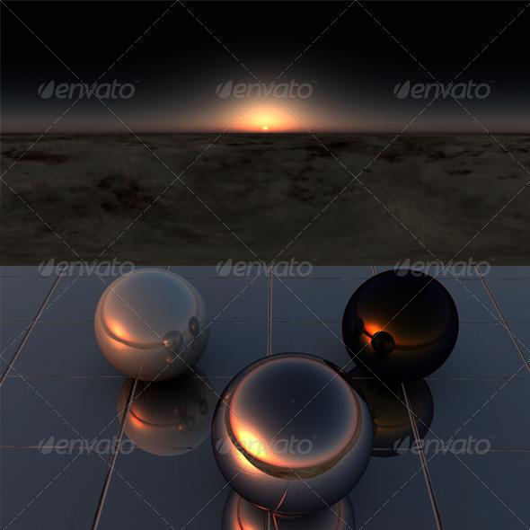 Desert 23 - 3DOcean Item for Sale