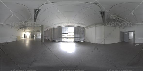 3DOcean Industrial Area HDRI V Classroom 4384952