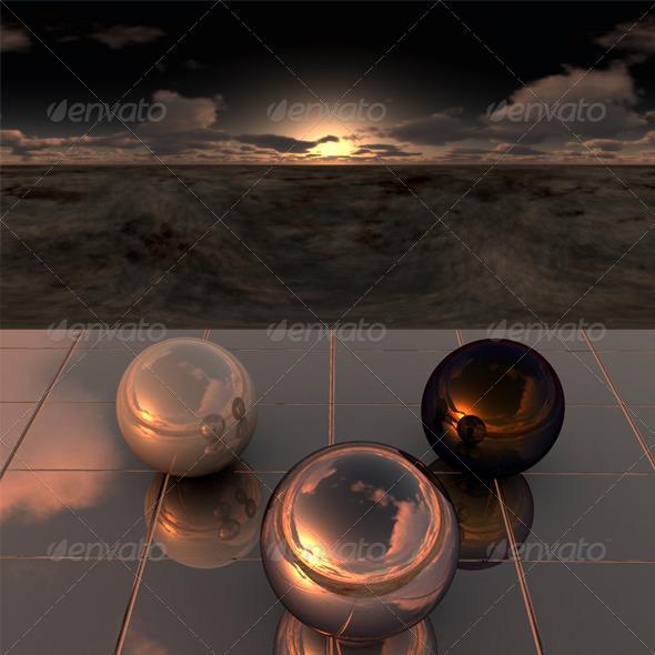 3DOcean Desert 24 4385041